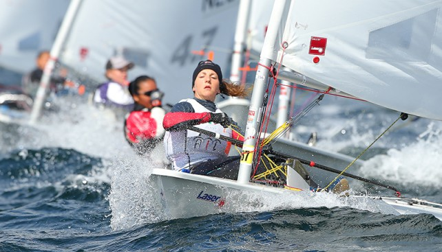 Ukrainians took the second place at the World Championship in Sailing, the Cadet class